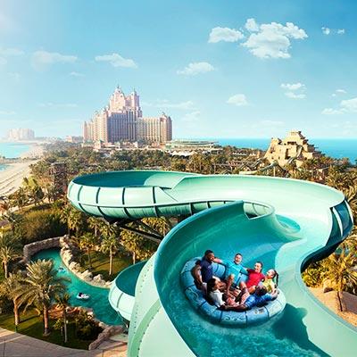 waterpark dubai's top tourist attractions
