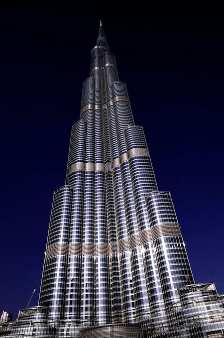 burj dubai's best tourist attractions