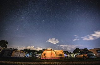 Best Places To Go Camping In The UK In 2021