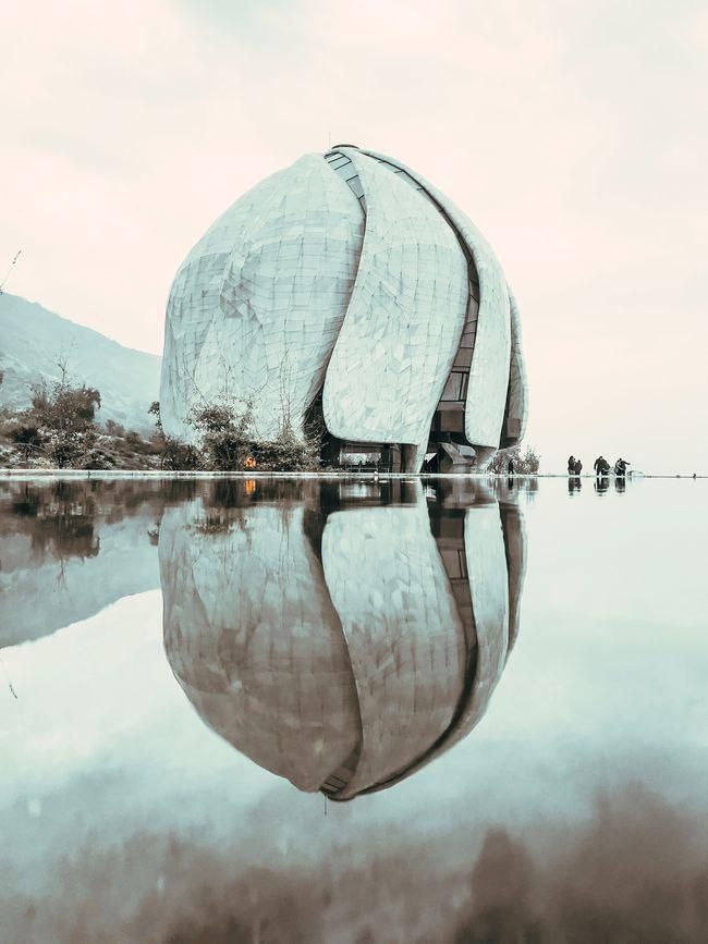 Get Spiritual At the Baha'i Temple