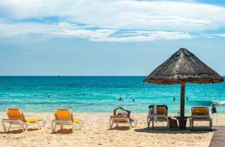 Cancun in Winter