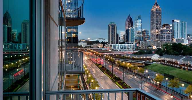 Twelve Downtown and Twelve Midtown Atlanta