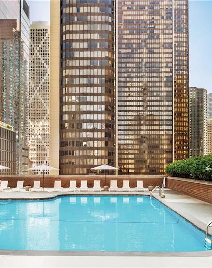 Hilton Grand Vacations best chicago hotels with pools