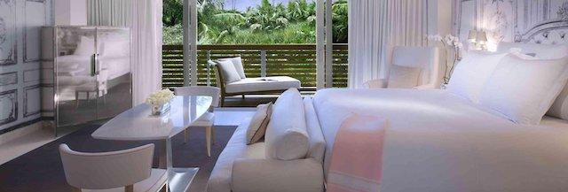 SLS Miami hotels with balcony