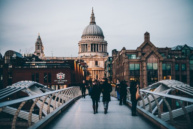 UK Destinations for a Christmas Getaway