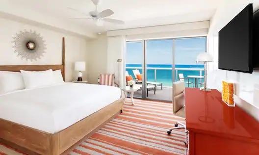 Hilton Cabana miami hotels with balcony